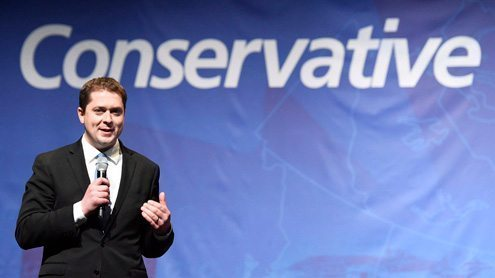 Andrew Scheer's conservative vision for Canada