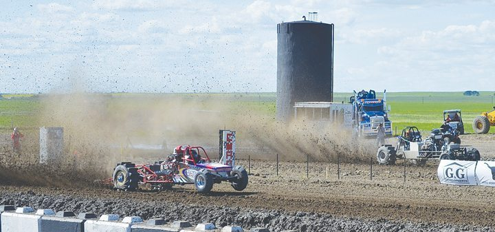 Adrenaline-pumping action comes to Kindersley this weekend