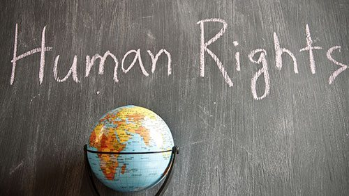 Standing on guard for human rights critical to a civil society