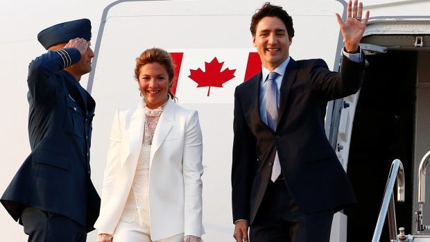 Dissecting Trudeau's Trans-Pacific tap dance