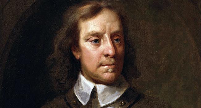 oliver cromwell history