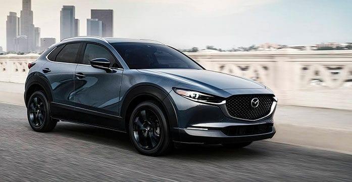 Mazda CX-30 Turbo has plenty of punch