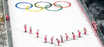 Pull the 2022 Olympics out of China