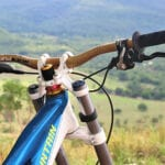 bycicle hill nature fitness bike