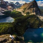 mountain Egypt lake Rockies Banff national park